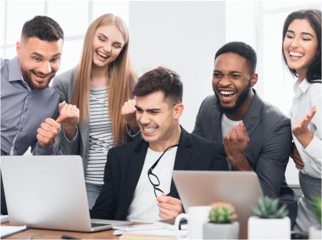Como medir a satisfação dos seus funcionários.